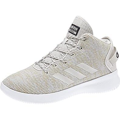 ADIDAS Herren Cloudfoam Refresh Mid Hohe Sneaker, Beige