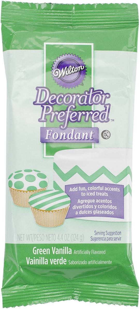 Wilton Green Decorator Preferred Fondant Pack 4.4 oz.