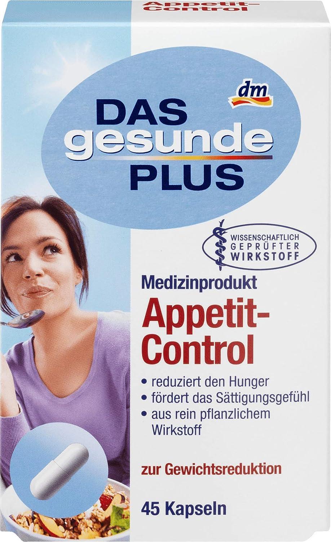 Das Gesunde Plus Appetit Control Kapseln 45 St Amazon De Drogerie Körperpflege