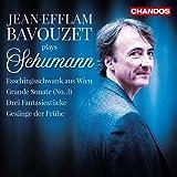 Schumann: Bavouzet Plays [Jean-Efflam Bavouzet] [Chandos: CHAN 20081]