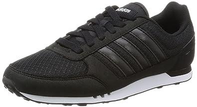 the latest 92827 577a8 adidas Damen City Racer W AW4951 Sneaker Mehrfarbig (Black 001) 38 EU