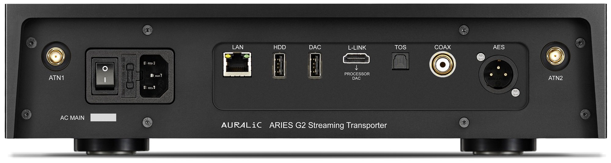 AURALiC ARIES G2 Ultimate wireless Streamer for your DAC by AURALiC (Image #3)