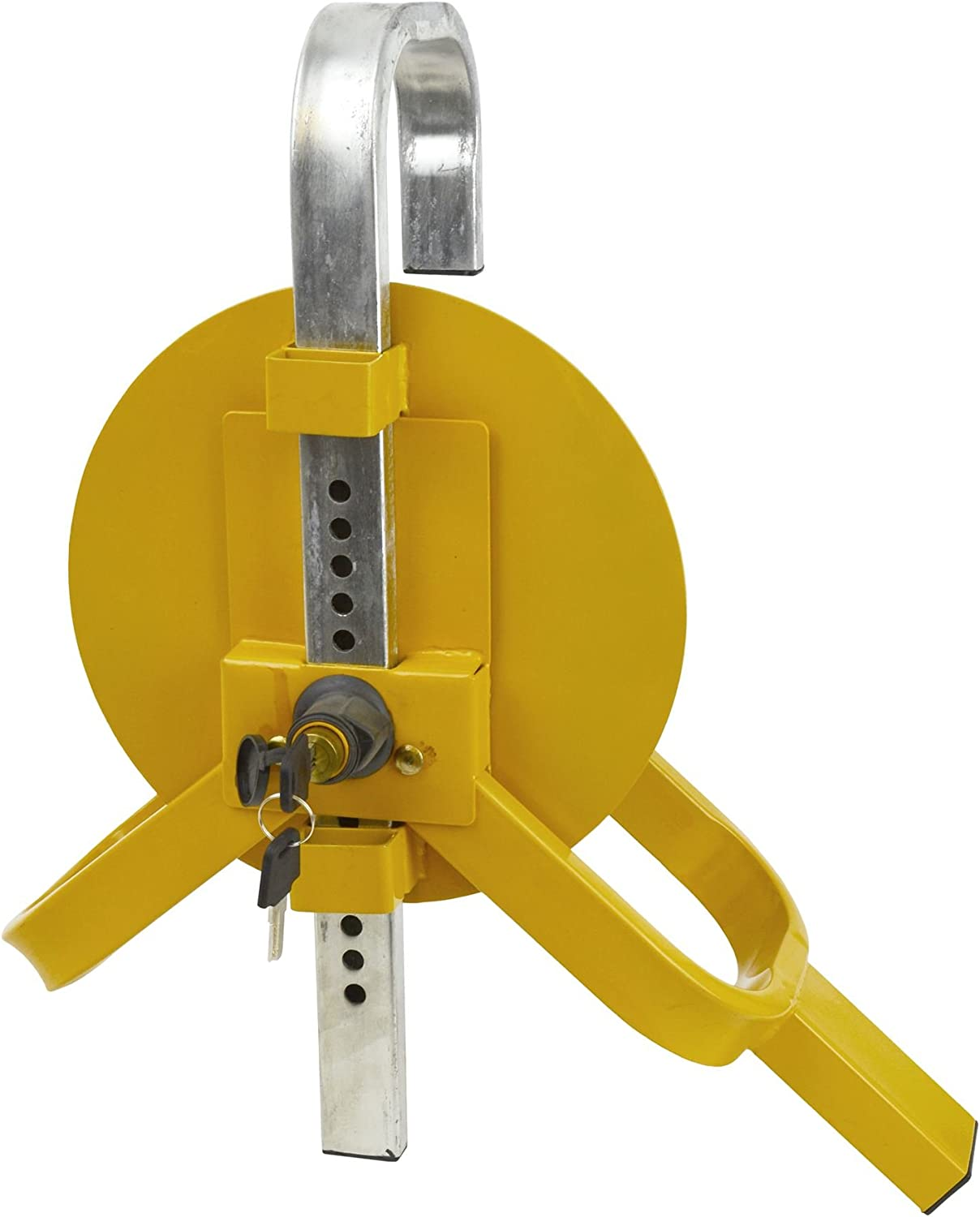 AB Tools Caravan//Trailer 10-14 Stronghold Wheel Clamp TR107