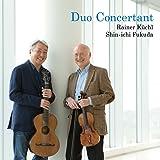 デュオ・コンチェルタンテ ~ パガニーニ   ジュリアーニ (Duo Concertant / Rainer Kuchl & Shin-ichi Fukuda) [SACD Hybrid]