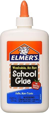 Washable No Run School Glue