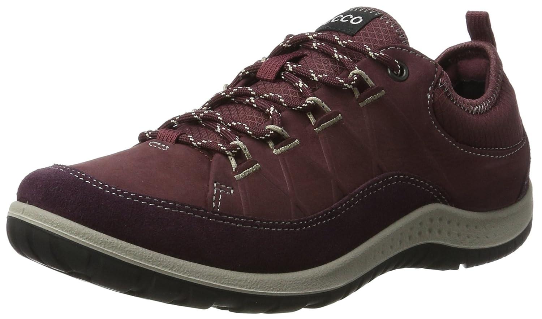 Violet (Mauve Bordeaux) ECCO Aspina, Chaussures Multisport Outdoor Femme 39 EU