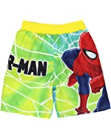 Marvel Baby Boys and Little Boys The Ultimate Spider-Man Swim Trunk