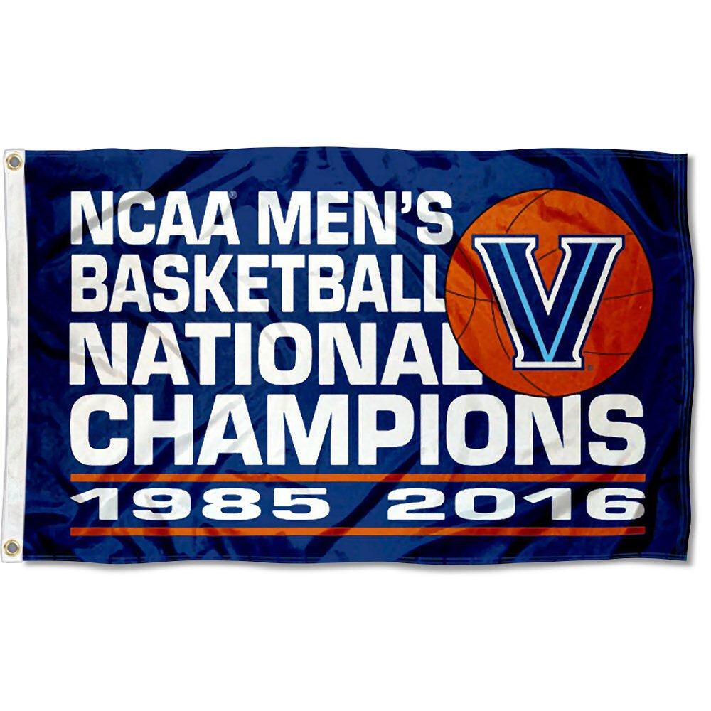 Villanova Wildcats 2016 NCAA Champsフラグ B01DTWOSYE 13954