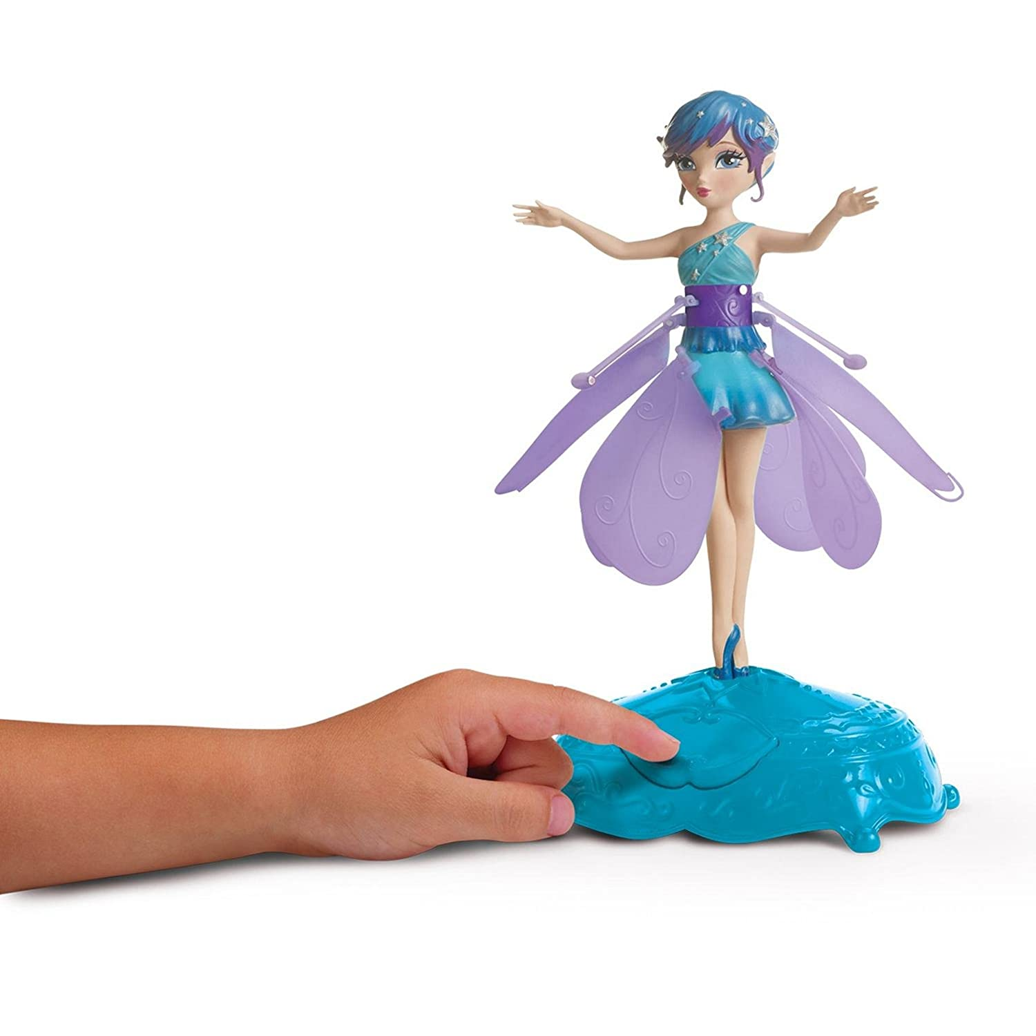 Amazon Flutterbye Stardust Fairyblue Toys Games