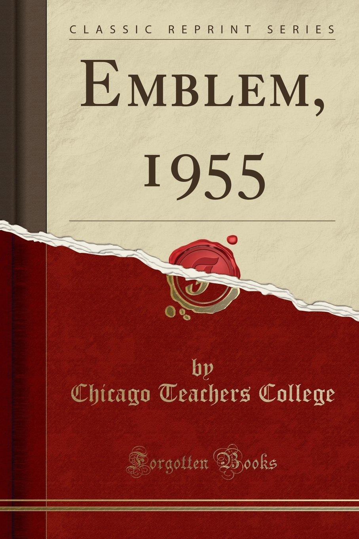 Emblem, 1955 (Classic Reprint) pdf