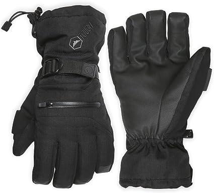 Ski Gloves Waterproof Snowboard Gloves Touch Screen 3M Thinsulate Warm Winter Snow Gloves Cold Weather Gloves for Men Women