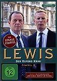 """Lewis - Der Oxford Krimi - Staffel 9 + Pilotfilm """"Der junge Inspektor Morse"""" [4 DVDs]"""