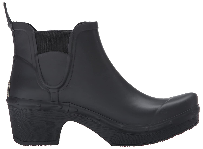 Dansko B01A07764K Women's Rosa Rain Boot B01A07764K Dansko 36 EU/5.5-6 M US|Black 11a12d