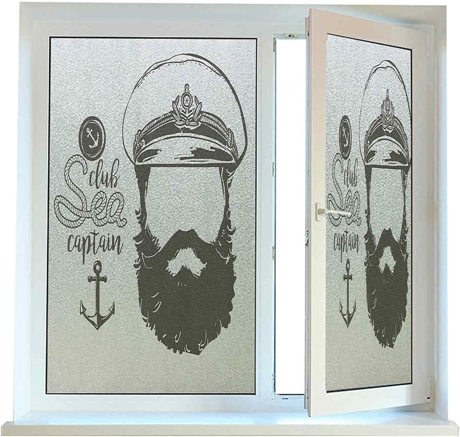 Window Clings Anchor Window Covering Film 24