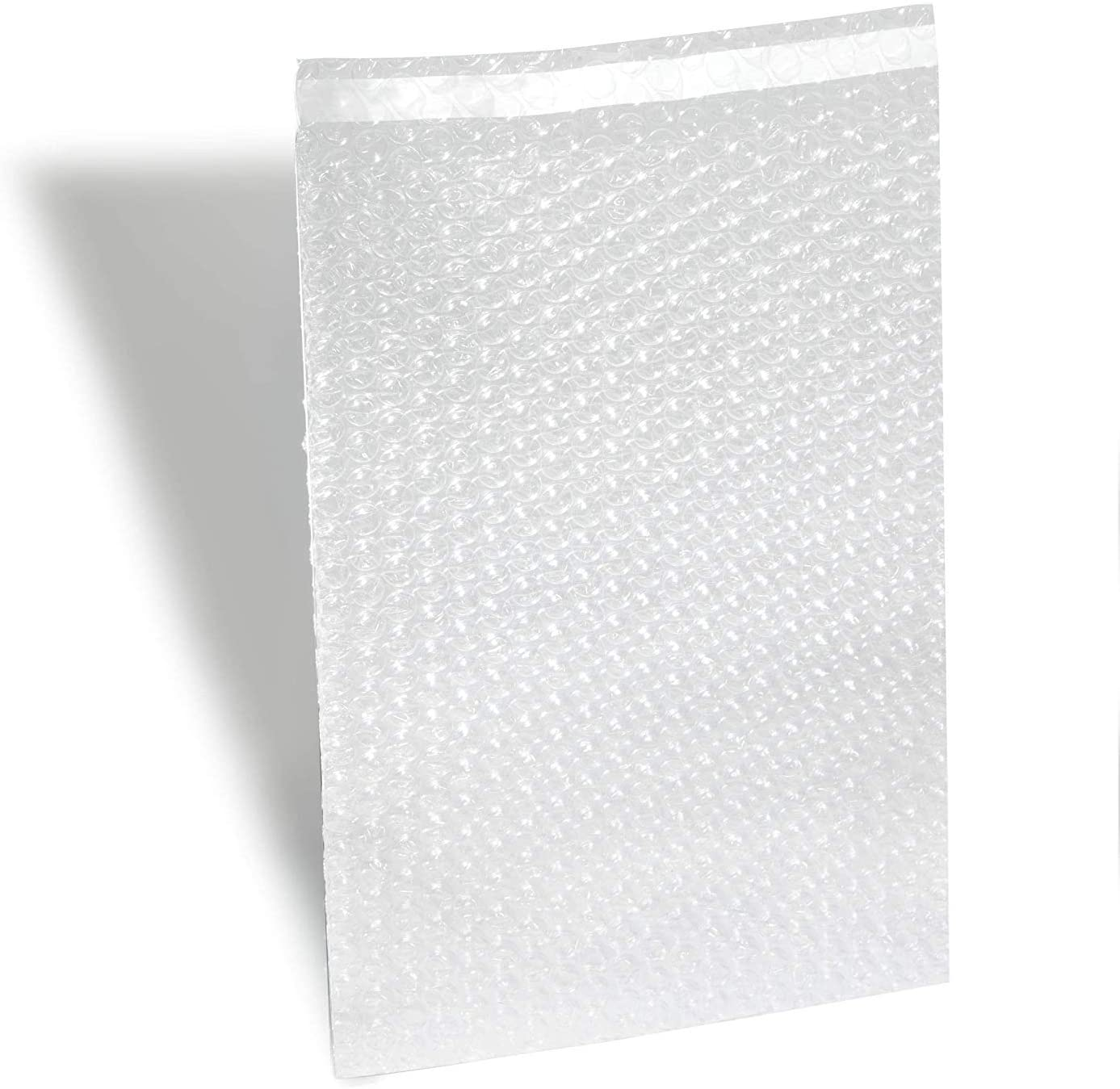 50 packs 4x5.5 SELF-SEAL CLEAR BUBBLE POUCHES BAGS