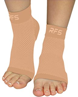 74fe6b0338 Plantar Fasciitis Foot Compression Sleeves for Injury Rehab & Joint Pain.  Best Ankle Brace -