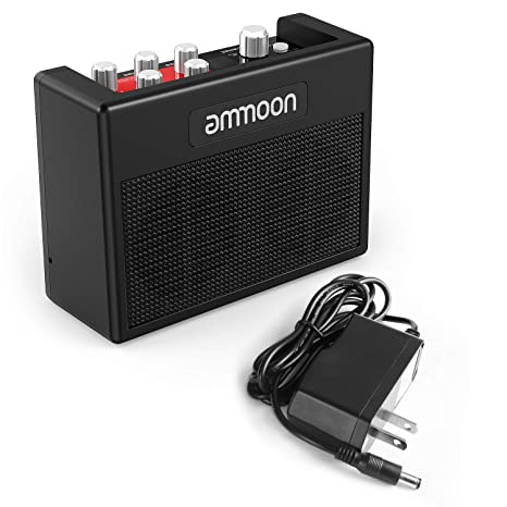 Review ammoon Guitar Amp Portable