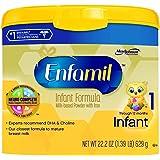 Enfamil Infant Formula 22.2 oz 6-pack