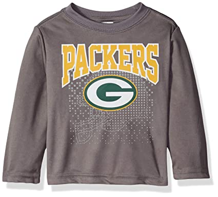 Image Unavailable. Image not available for. Color  NFL Green Bay Packers  Unisex-Baby Long-Sleeve ... b0b4f630a