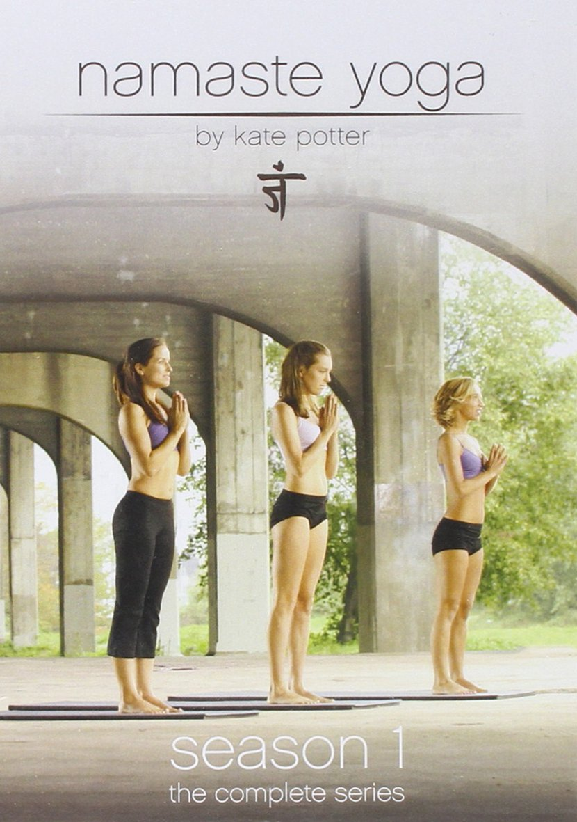 Amazon.com: Namaste Yoga: The Complete First Season[DVD ...