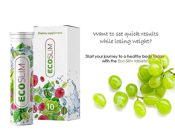 Eco Slim pentru scăderea în greutate