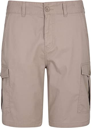 Mountain Warehouse Lakeside Mens Cargo Trousers 100/% Cotton Pants