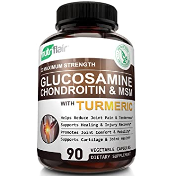 Amazon premium glucosamine chondroitin turmeric msm with premium glucosamine chondroitin turmeric msm with boswellia complete joint pain relief health supplement best solutioingenieria