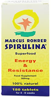 spirulina van marcus rohrer