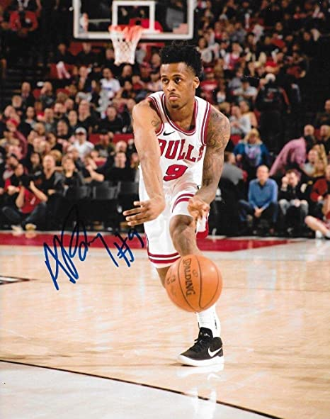 Autographed Antonio Blakeney Photo - 8x10 - Autographed NBA Photos ... f398bdbe2