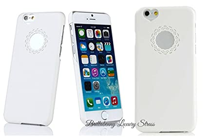 Custodia per Apple iPhone 6 4.7 WAVE S Line BIANCA Cover Case