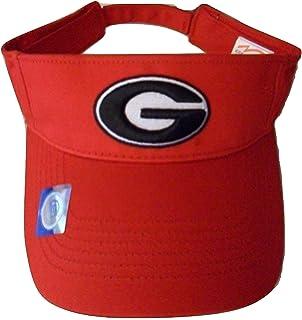 Amazon.com   Nike Georgia Bulldogs Dri-FIT Visor   Visors Headwear ... 35f5ec646ad