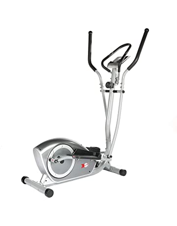 XS Sports CT700 Magnetic Deluxe Elliptical Cross Trainer - 5.5kg 2 way Flywheel, Tablet Holder, Heart Rate Sensors, Computer
