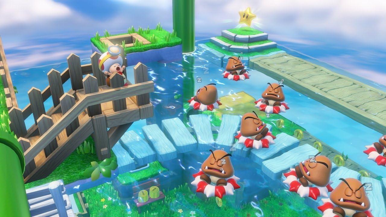 Captain Toad: Treasure Tracker [Importación Francesa]: Amazon.es: Videojuegos