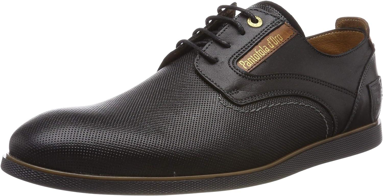 Pantofola d'Oro Urbino Uomo Low, Zapatos de Cordones Derby para Hombre