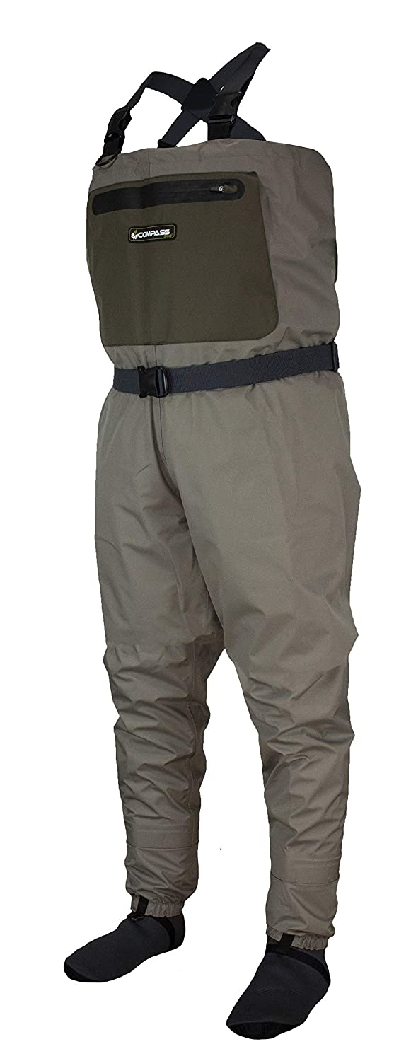 COMPASS 360 Stillwater II Breathable Fishing Wader