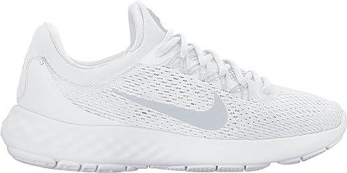 on sale 42758 b3198 Nike Women s Lunar Skyelux White Pure Platinum Off White Running Shoe 7.5  Women US