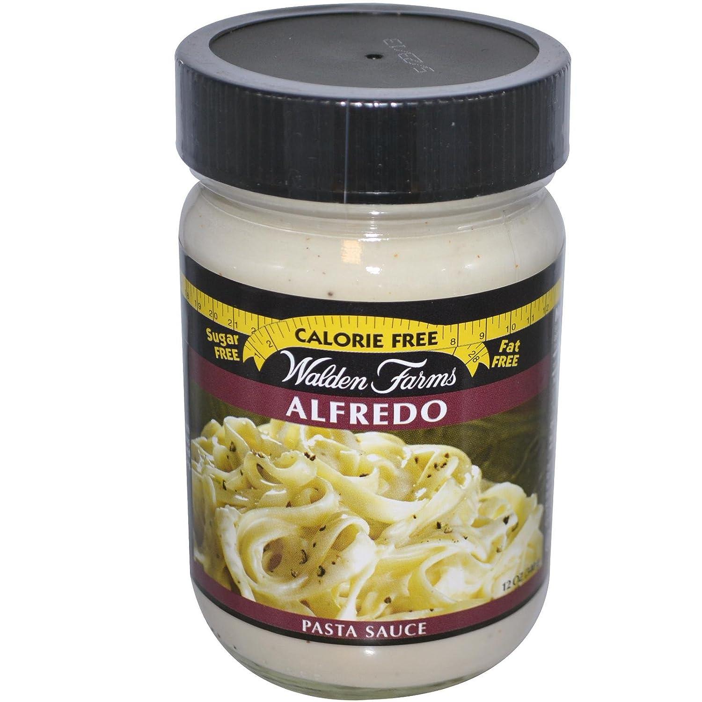 Walden Farms, Pasta Sauce, Garlic & Herb, 12 oz (340 g): Amazon.es: Salud y cuidado personal