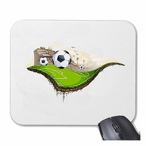 Mousepad alfombrilla de ratón FÚTBOL FÚTBOL FÚTBOL AMERICANO equipo de la Bundesliga de fútbol del Colegio