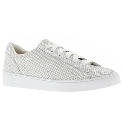 Shoes Outlet - Vionic Splendid Syra White Womens Leather Trainers