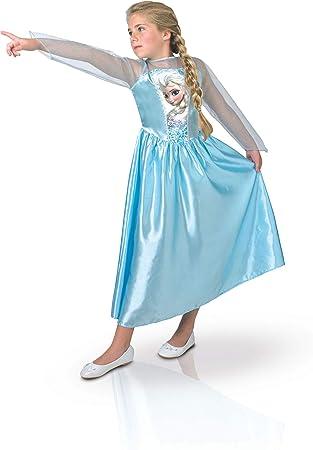Rubies Clásico Elsa - Frozen - Disney - Childrens Disfraz - Edad ...