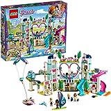 LEGO 乐高  拼插类 玩具  LEGO Friends 好朋友系列 心湖城度假区 41347 7-12岁