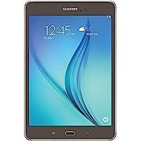 """8.0"""" Samsung Galaxy Tab A - 16GB Smoky Titanium"""