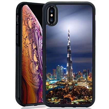 Amazon Com Case Tpu Pc For Apple Iphone Xs Max 6 5in