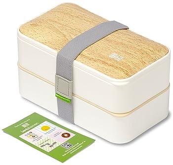 Bentoheaven elegant lunch box for men