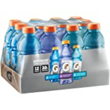 Gatorade Original Thirst Quencher 3-Flavor Frost Variety Pack, 20 Ounce, 12 Count