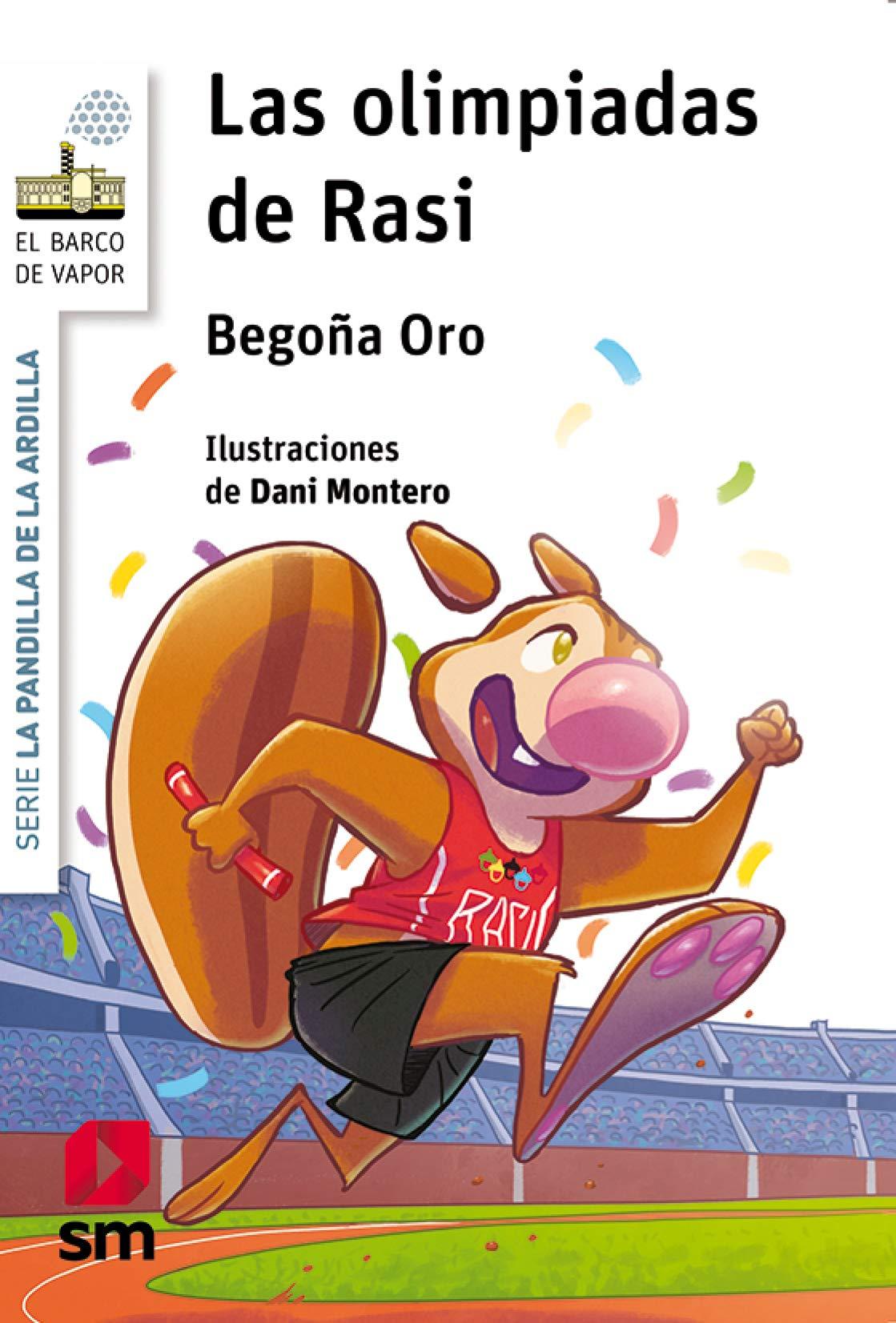 Las olimpiadas de Rasi: BVBPA.18 Las olimpiadas de Rasi El Barco ...