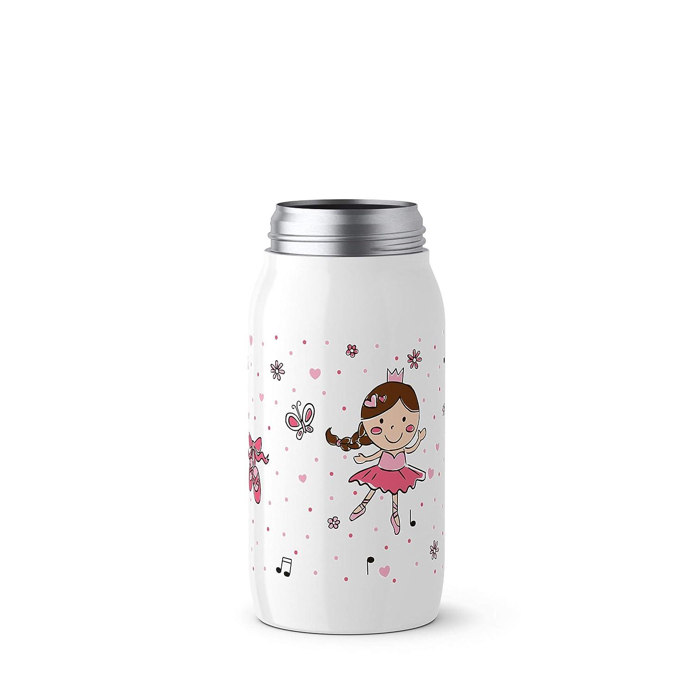 dise/ño Flamenco Emsa drink2go iso2go Botella isot/érmica para ni/ños 0.5L