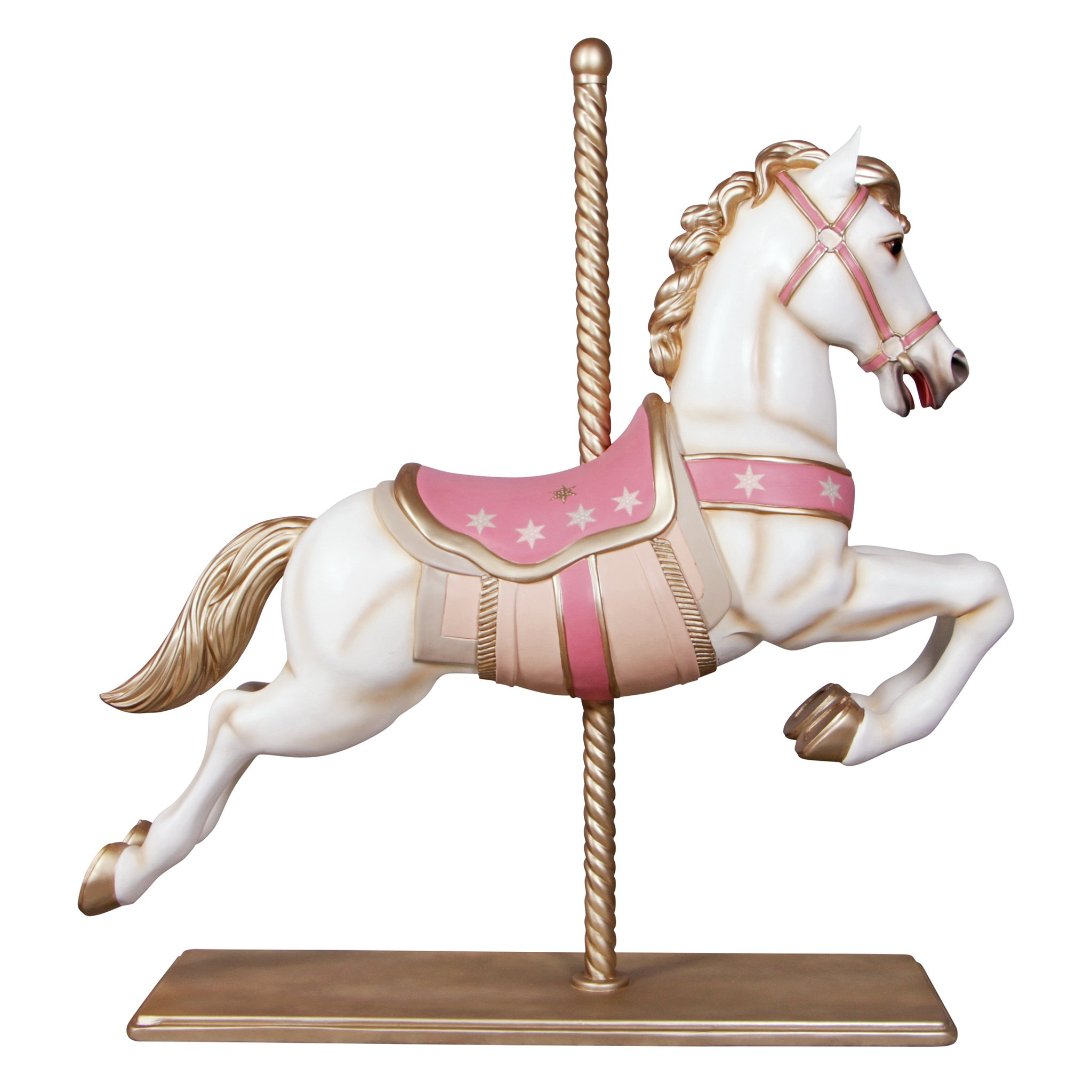 Design Toscano Spirit The Full Sized Carousel Horse Statue Color by Design Toscano (Image #3)