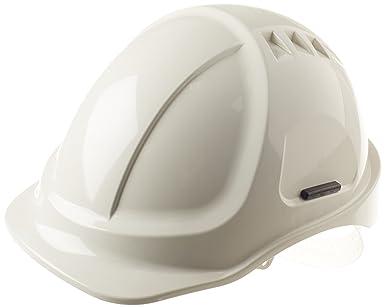 Scott Protector Style 600 - Casco protector con ventilación y gafas protectoras HXSPEC, color blanco