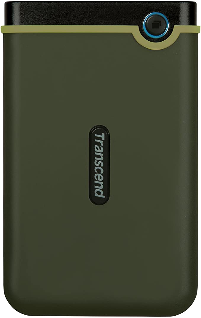 Transcend StoreJet 25M3 TS1TSJ25M3E - Disco duro externo, ultra ...